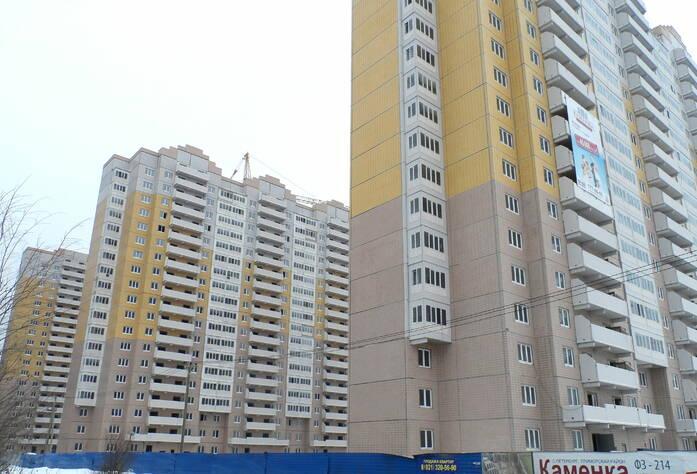 Строительство жилого квартала «Каменка»