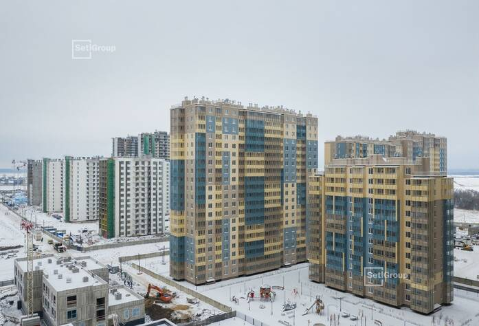 Служба Клиентского Сервиса Застройщика приступила к работе по внутренней приемке готовых квартир от Генерального подряда.