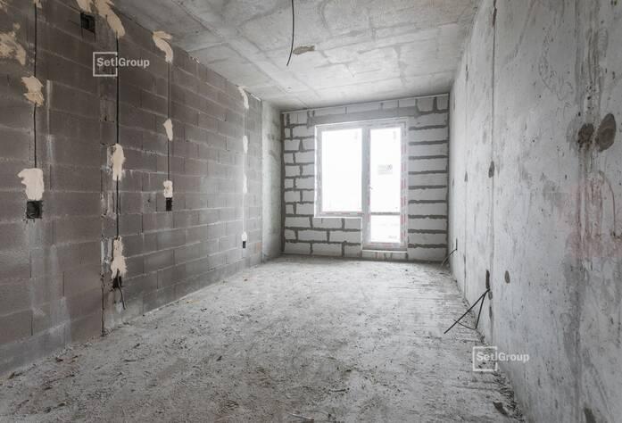 Завершены работы по устройству каменной кладки стен и перегородок.
