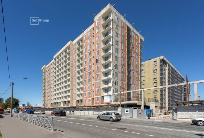 Закончены работы по линейному монтажу электрических сетей в квартирах и МОП.