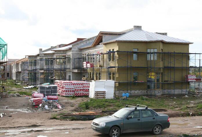Строительство ЖК «Петровская мельница»