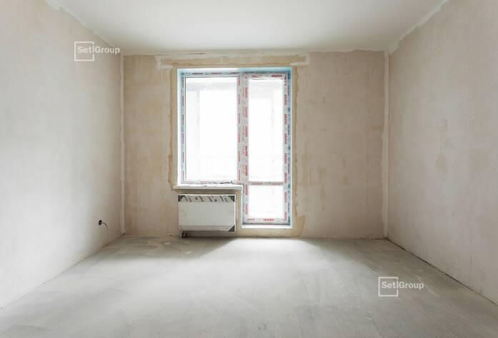 Закончены работы по нанесению штукатурки на стены в квартирах и МОП.