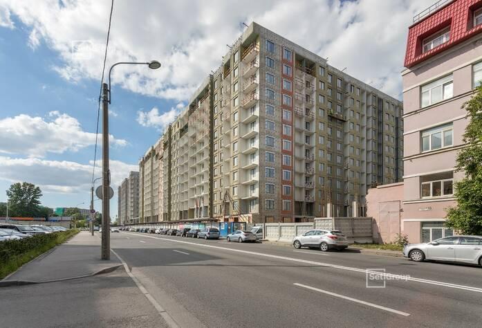 Закончены работы по линейному монтажу электрический сетей квартир и МОП.