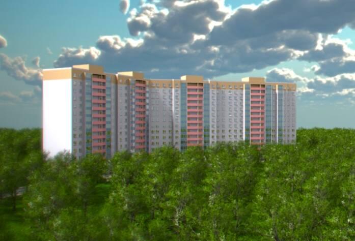 Жилой комплекс «МКР аэродром квартал 9»