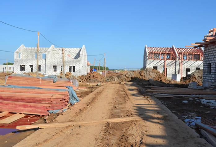 Строительство жилого комплекса «Кивеннапа-Юг»
