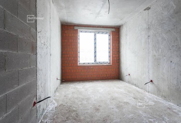 Ведутся работы по бетонированию стен и перекрытий: