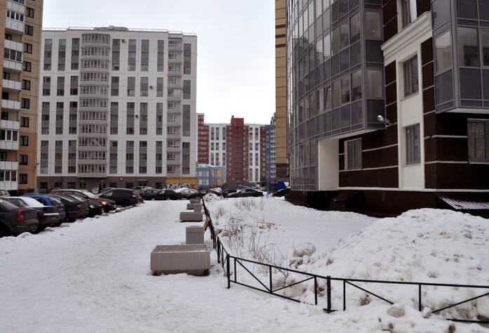 Жилой комплекс «Монреаль» (17.02.2013)