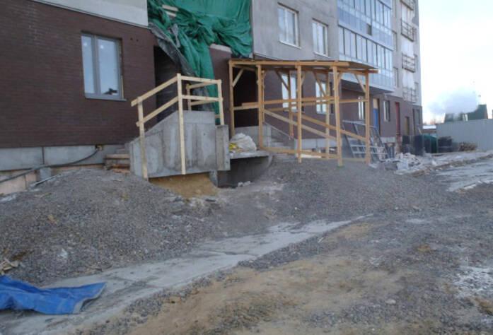 Строительство ЖК «Эланд (15.03.2013)»