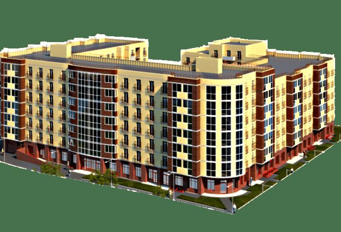 ЖК «Новый курорт»