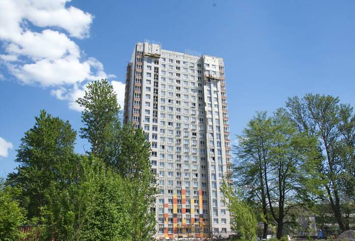 Жилой комплекс «Кронштадтский форт»