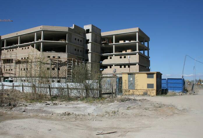Строительство ЖК «Балтийская волна» (15.06.2013)