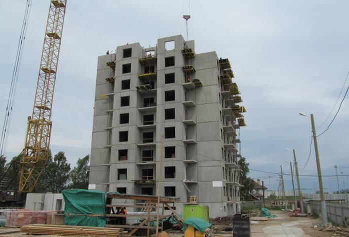 Строительство ЖК «Новоселье: городские кварталы» (19.06.2013 г.)