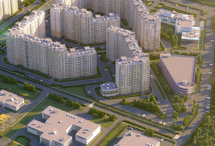 Город-спутник «Новое Горелово»