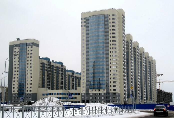 ЖК на улице Маршала Казакова, 68