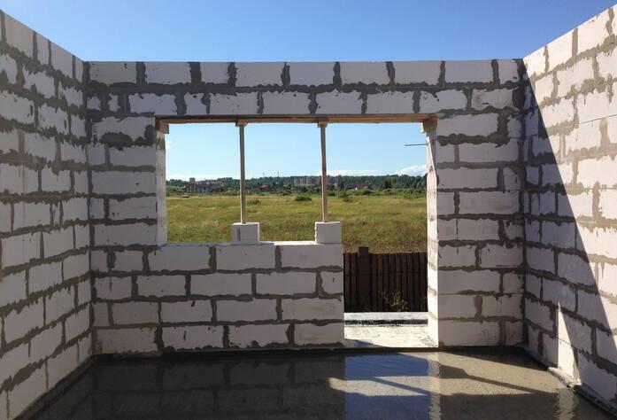 Ход строительства ЖК «Румболово Сити» (осень 2013)