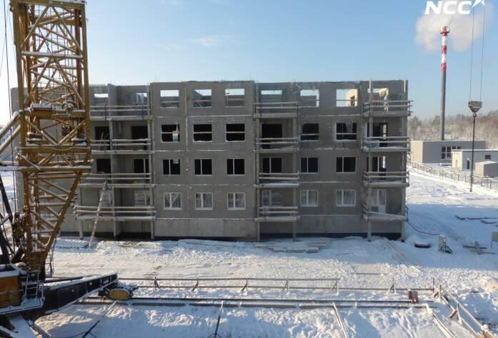 Ход строительства ЖК Gröna Lund