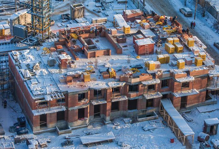 Дом на Лиственной улице (01.2014)