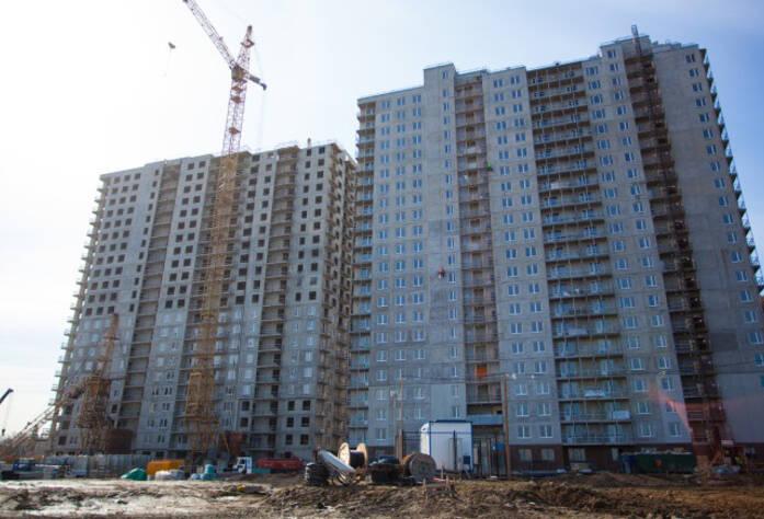 2 очередь жилого комплекса «Эланд» (15.04.2014)