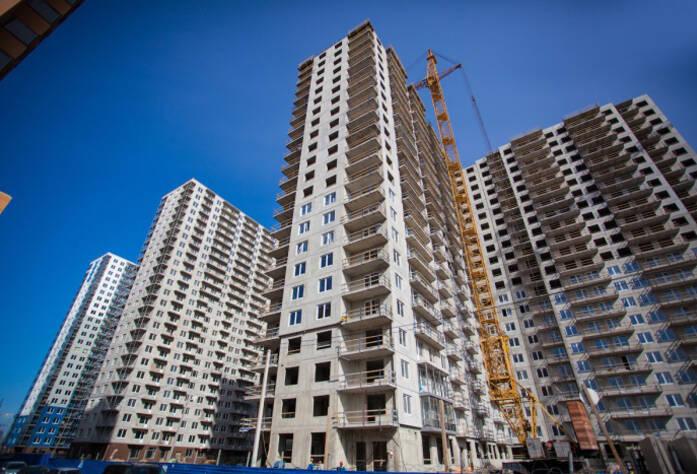 3 очередь жилого комплекса «Эланд» (15.04.2014)