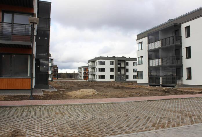 ЖК «Ванино»: ход строительства