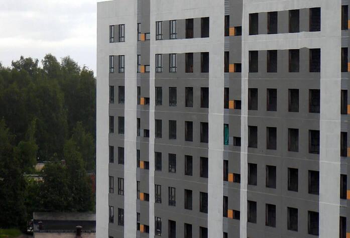 Строительство ЖК «Павловский» (19.06.2014 г.)