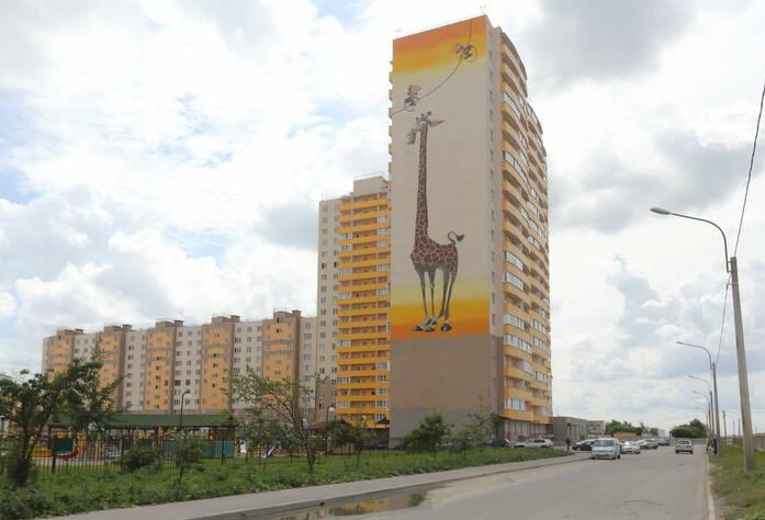 Строительство ЖК «Шушары» (09.07.2014)