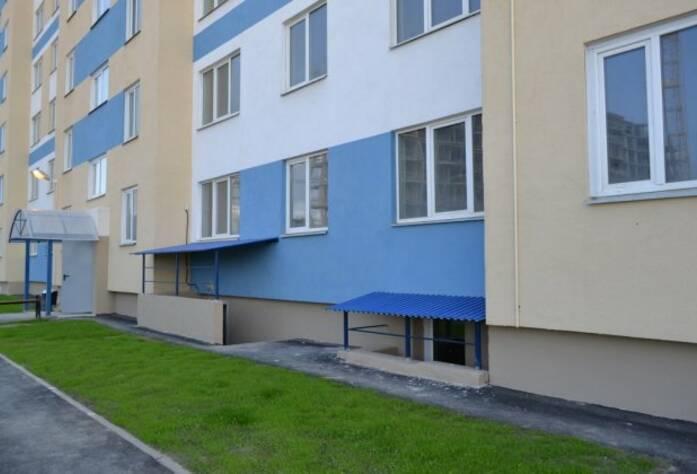 Фасад ЖК «Австрийский квартал» дом 1 (09.07.2014)