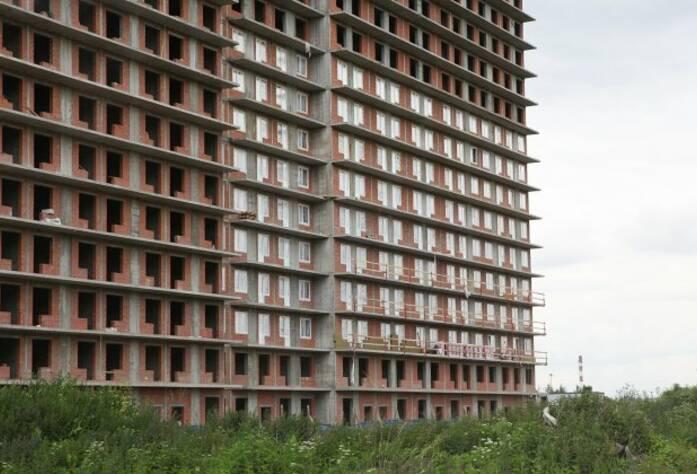 Строительная площадка ЖК «Union» (09.07.2014)