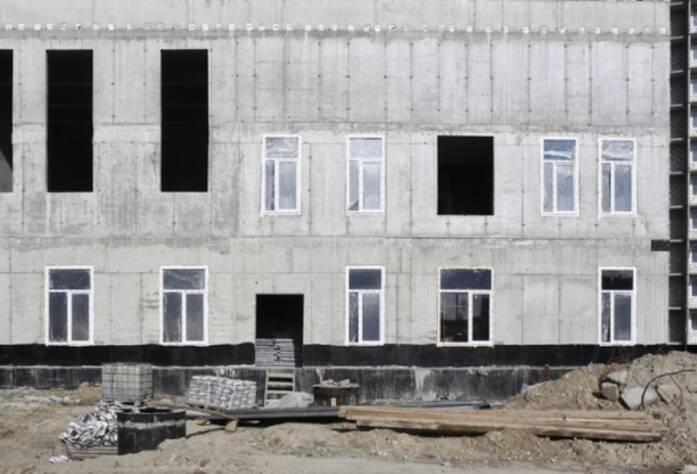 ЖК «Семь столиц», квартал ВЕНА, дом 11, июнь 2014