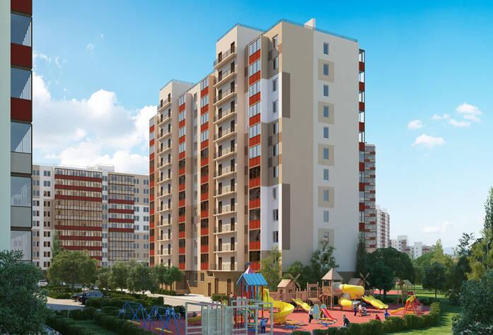 ЖК «Семь столиц», квартал ВЕНА