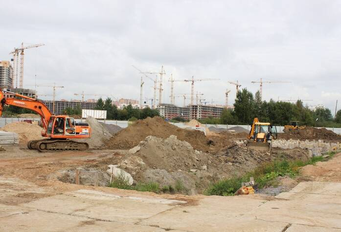 ЖК «Кудров-Хаус» (август 2014 г.)