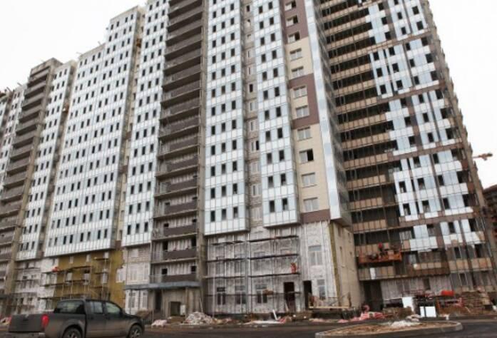 Жилой комплекс «Мой город» (август 2014 г.)