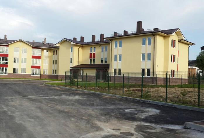 ЖК «Малое Карлино 3» (июнь 2014)