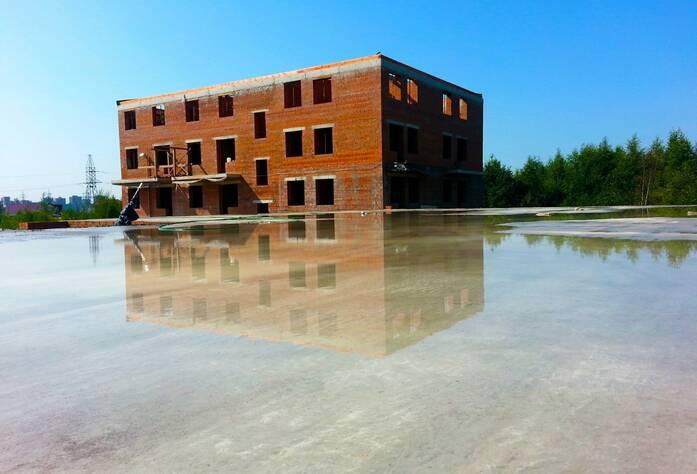 Строительство 2 корпуса ЖК «Veda Village» (август 2014)