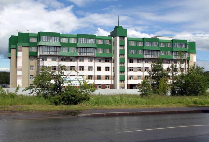 Строительство ЖК «Красное село» (19.06.14)