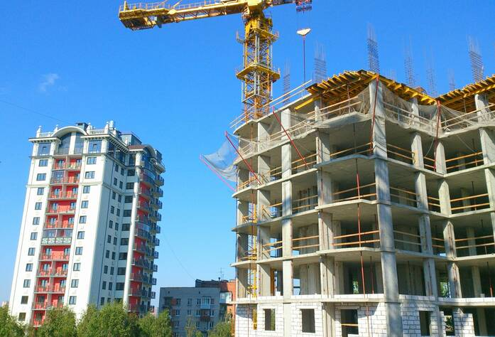 Ход строительства ЖК «Усадьба Воронцовых» (09.09.14)