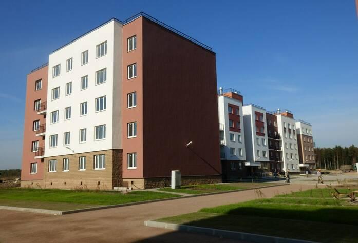 Строительство ЖК «Юнтолово» (сентябрь 2014)