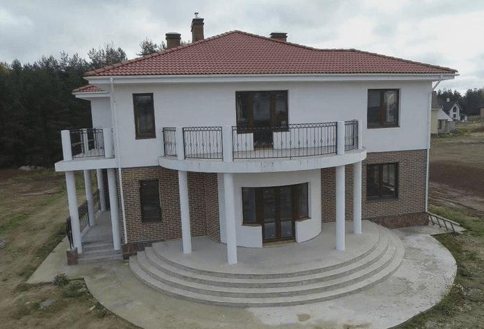 Коттеджный поселок «Петровское Барокко»