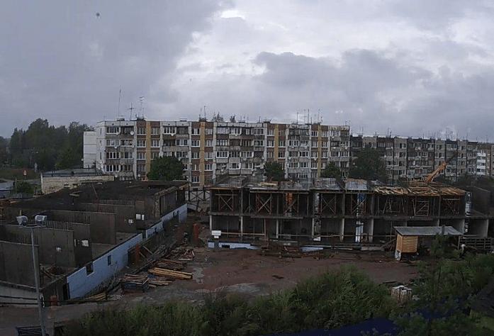 Ход строительства ЖК «Новое Рощино» (26.08.2014)