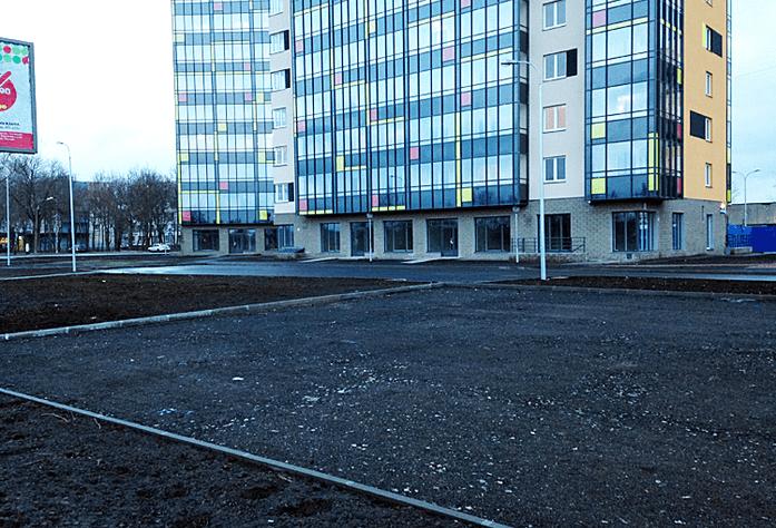 ЖК «Крутой берег» (17.12.2014)