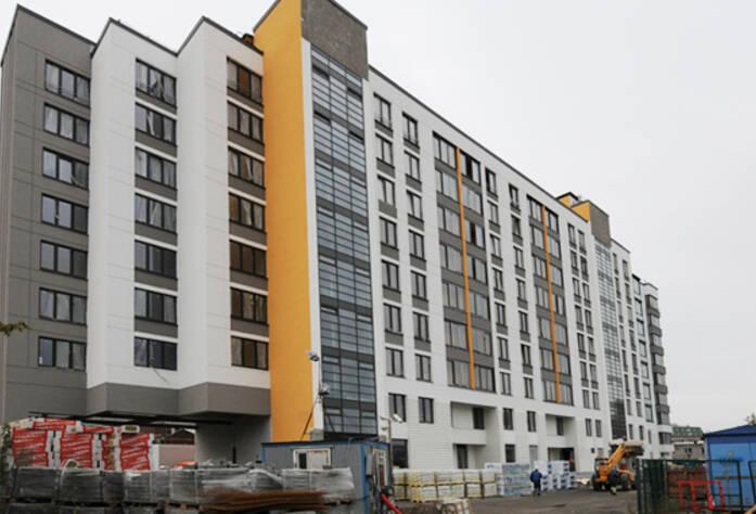 ЖК «Suomi» (октябрь 2014)