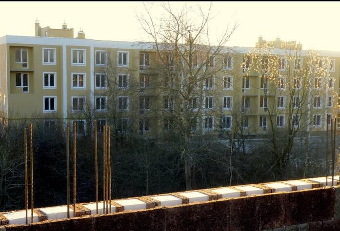 ЖК «Дом в поселке Горбунки» (18.11.2014)