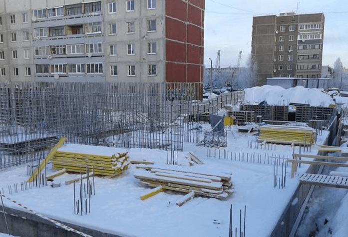 ЖК «SKAZKA» (19.01.2015)