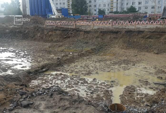 Произведено отключение трансформаторной подстанции на территории объекта для демонтажа.