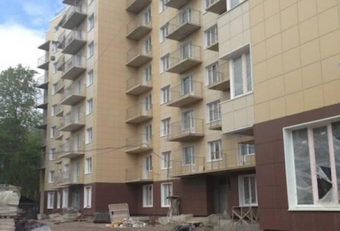 Жилой комплекс «Дом в Коломягах»