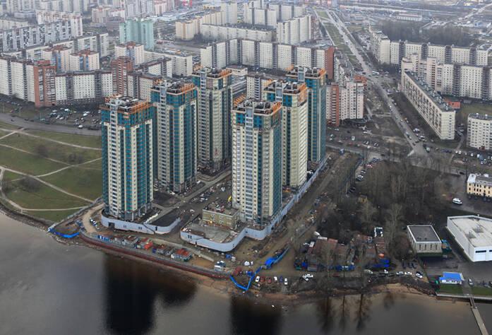 ЖК «Речной» (декабрь 2014)