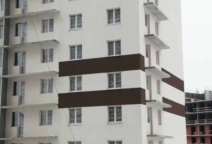 ЖК «Мой город», дом 11 (январь 2015)