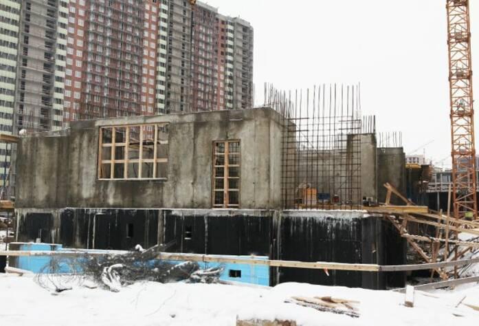 ЖК «Мой город», дом 13 (январь 2015)