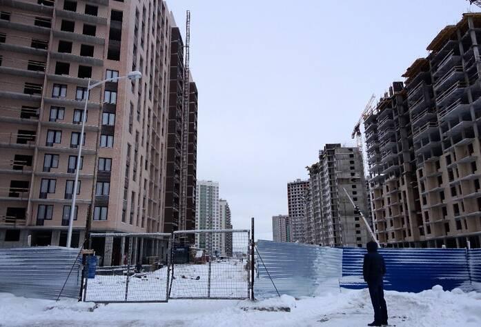 ЖК «Солнечный» февраль 2015)