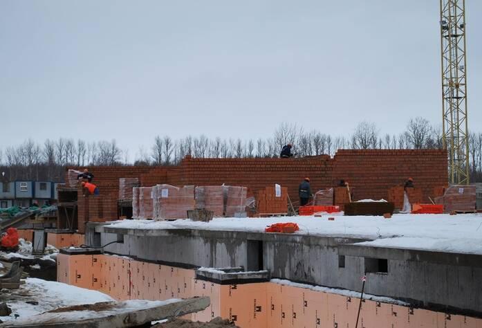 ЖК «Новый Петергоф», корпус 1.1 (12.02.2015)